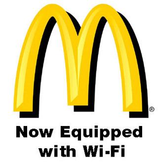 Mcdonalds-wi-fi