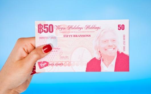 Branson money
